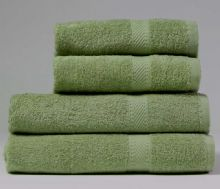 Incredibly Cheap, Indulgence 450gsm Bath Towel in Olive Green